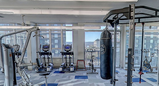 Fitness Studio Gym