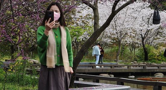 Handy Gesichtserkennung mit Maske